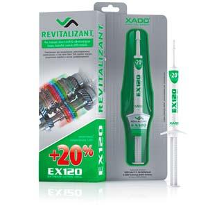 XADO Revitalizant EX120 boite mécanique et réducteurs