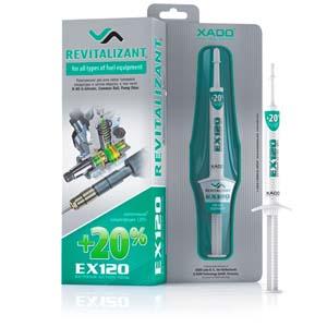 Gel revitalisant EX120 systèmes d'alimentation en carburant