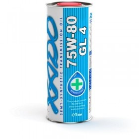 Xado Atomic Oil 75W80 GL4