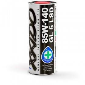 Xado Atomic Oil 85W140 GL5 LSD