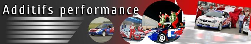 additifs mécaniques haute performance