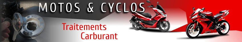 traitement carburant Xado pour motos et cyclos