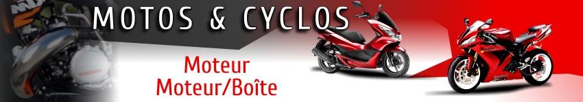 traitements moteur boite Xado pour motos et cyclos