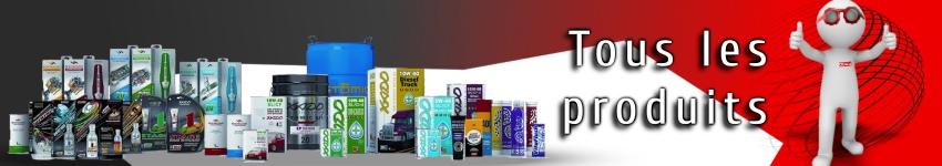 Tous les produits traitements et additifs mécanique Xado