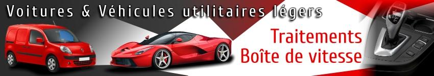 additifs et traitements mécanique pour boite de vitesse de voiture