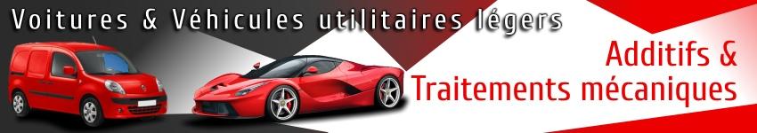 additifs et traitements mécanique xado pour voitures et utilisaires légers