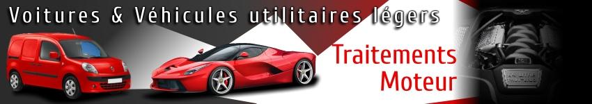 additifs et traitements mécanique pour moteur de voiture