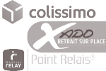 Transporteur disponibles pour livraison des produits Xado France